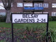 Ground Flat in Belsay Gardens...