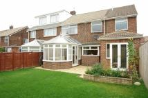 4 bed semi detached home for sale in Marian Drive, Bill Quay...