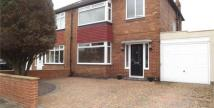 semi detached home for sale in Matfen Place, Coxlodge...