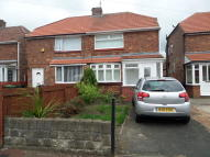 2 bedroom semi detached home for sale in Bywell Gardens...