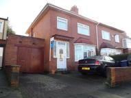 3 bedroom semi detached house in Newminster Road...