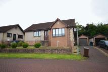 Detached Bungalow in Glenalva Court, Kilsyth