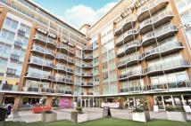 1 bed Flat to rent in GERRY RAFFLES SQUARE...