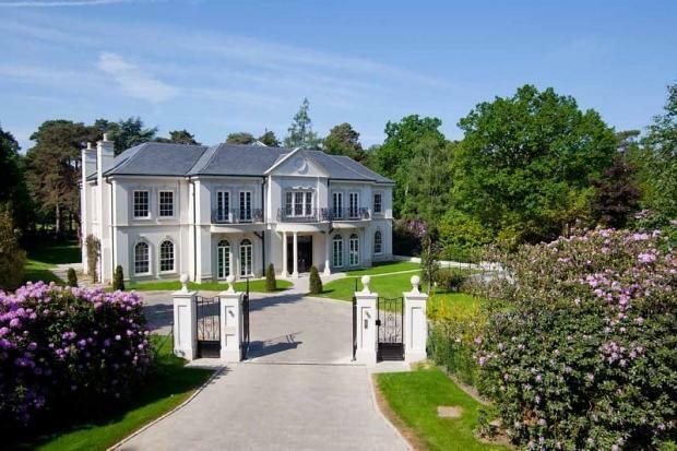 6 bedroom detached house for sale in cavendish road weybridge surrey kt13 kt13