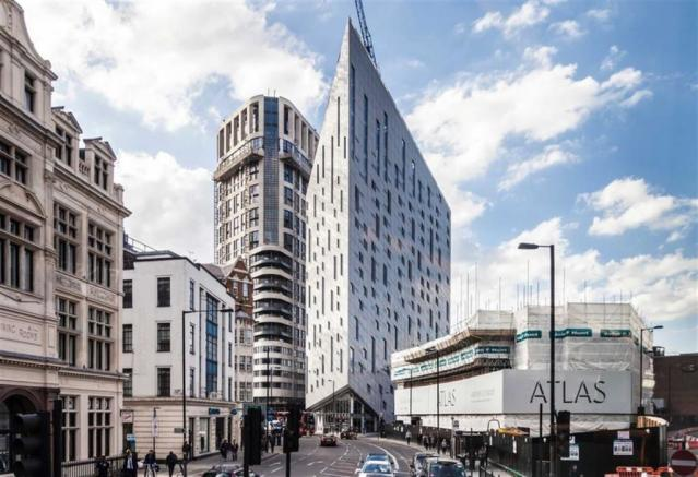 1 bedroom flat for sale in the atlas building old street for Classic house old street london
