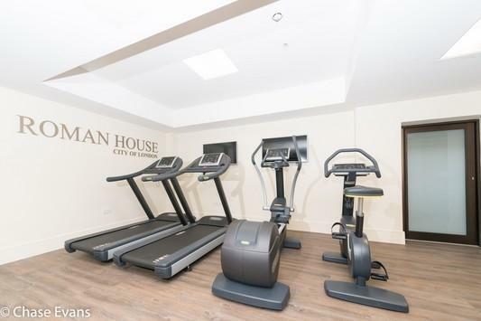 roman house gym