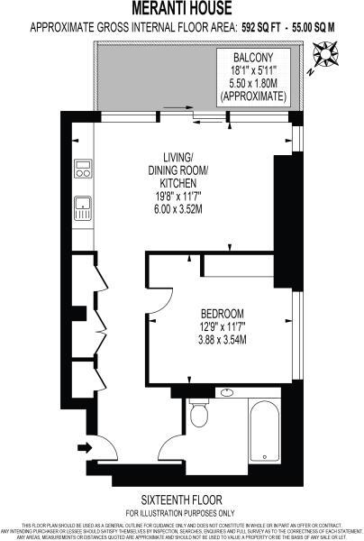 Floor Plan Merant...