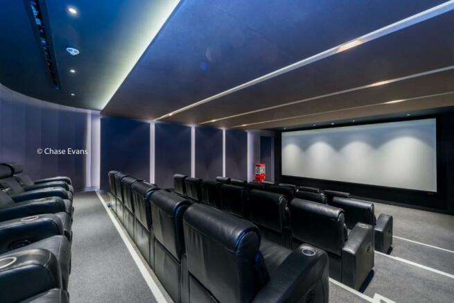 Cinema Meranti House