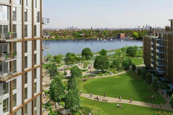 Woodberry Down view