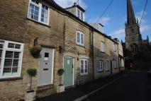 Cottage in West Street, Tetbury...