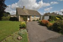 Semi-Detached Bungalow for sale in Close Gardens, Tetbury...