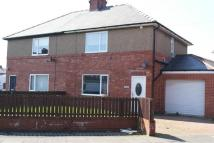 3 bedroom semi detached property to rent in Delaval Crescent,  Blyth...
