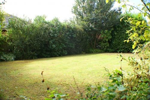 Private Rear Garden & Patio
