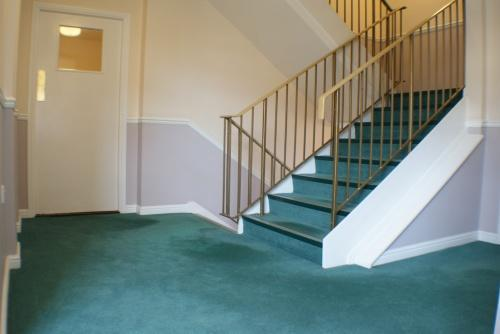Residents Hallway & Staircase