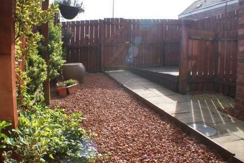 Rear Garden & Patio Terrace