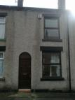 Terraced house in Vincent Street, Bolton...