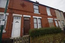 3 bed Terraced property in Logan Street, Nottingham...