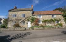 5 bedroom Detached property for sale in Sand Road, WEDMORE...