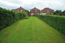 semi detached property in Newton Drive...