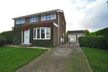 Detached property in Wentworth Close...