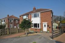 3 bedroom semi detached home for sale in Kingsley Avenue...