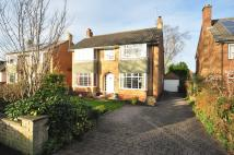 Detached house for sale in Manor Road, Sandbach...