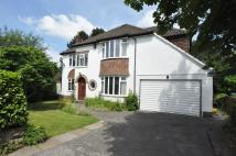 4 bed Detached home in Walmer Drive, Bramhall...