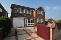 Detached home in Anchorsholme Lane West...
