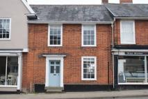 2 bedroom Terraced house in Broad Street, Eye