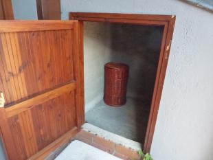 Terrace storage