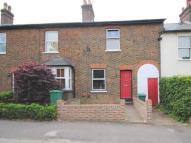 Terraced property to rent in Chart Lane, Reigate