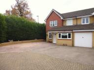 3 bed semi detached property to rent in Sinclair Close...