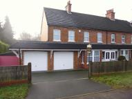 semi detached home in Oxted Road, Godstone