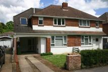 4 bed Detached house in Bitterne Road East...
