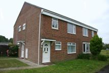 Flat in Glebe Court, Botley...