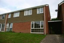 3 bed semi detached house to rent in Wryneck Close, Lordswood...