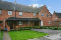 Terraced house in The Circle, Wickham