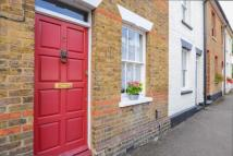 Terraced property in Nascot Place, Watford...