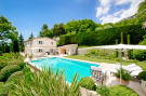 4 bed house in LE BAR SUR LOUP...