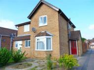 semi detached home in Heron Close...