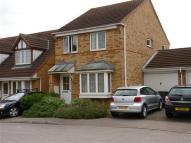 Detached house in Charlbury Close...