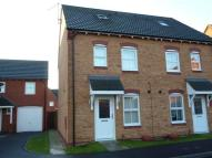 semi detached house in Serve Close...