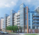 property for sale in Quarter House, Juniper Drive, London, SW18 1GJ