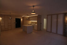 new Apartment in Derbyshire Street...