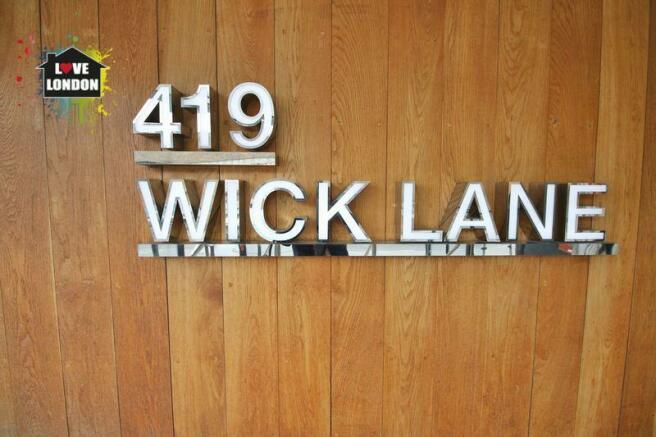 Wick Lane