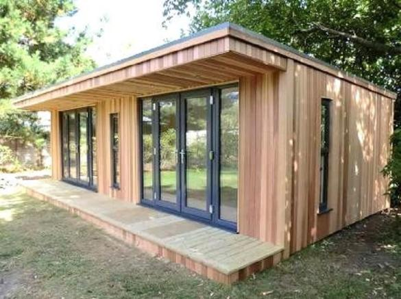 Chalet For Sale In Eco Lodges By R Estates 28 Frodsham St