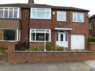 Waltham Avenue semi detached house to rent