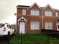 semi detached house in Honeycomb Avenue...