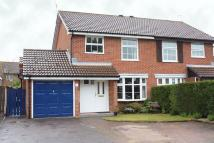 3 bed semi detached home to rent in Totton