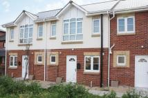 Terraced house in Totton